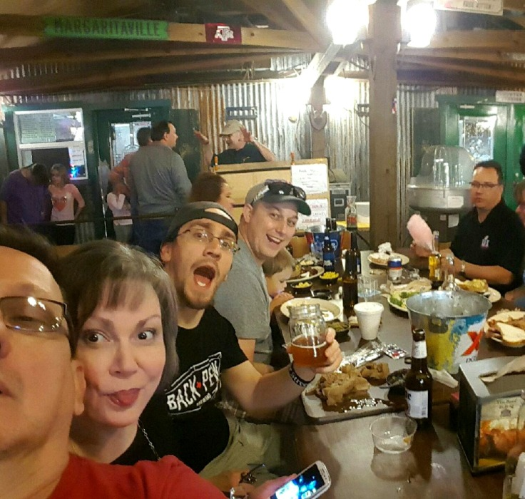 Tin Roof Barbecue, Humble, TX, picture courtesy of Yum Factor 10