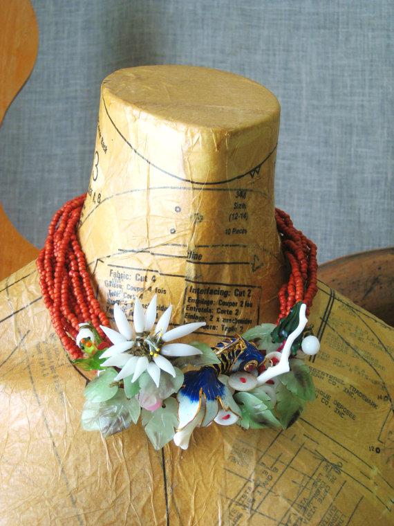 Wil Shepherd Original Art Necklace