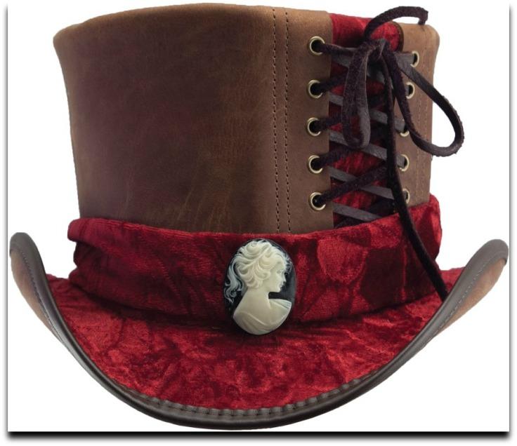The Havisham Head'N Home Handmade Hats